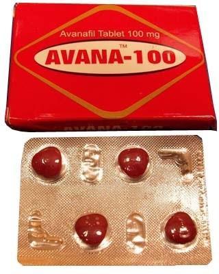 Avanafil ( Avagra) 100mg