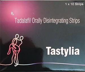 Tadalafil Tastylia -Cialis Stripes
