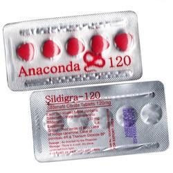 Generico Viagra Anaconda 120mg