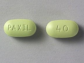 Generic Paxil (Paroxetine) 40 MG
