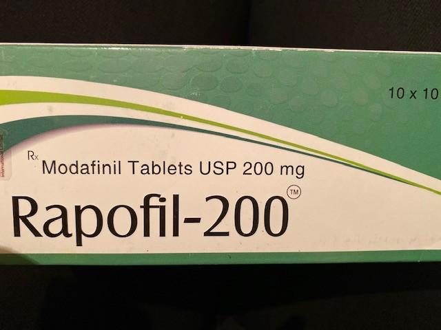 Modvigil Modafinil Provigil 200 mg