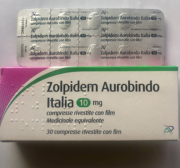 Zolpidem 10 mg Brand Aurobindo N