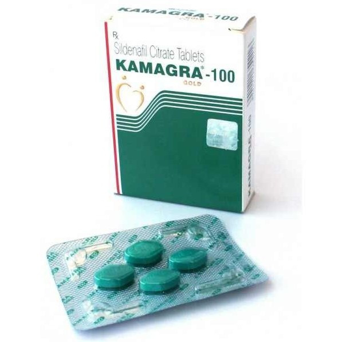 Kamagra Export Gold 100 mg R