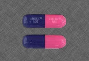 Generic Amoxillin 500 mg