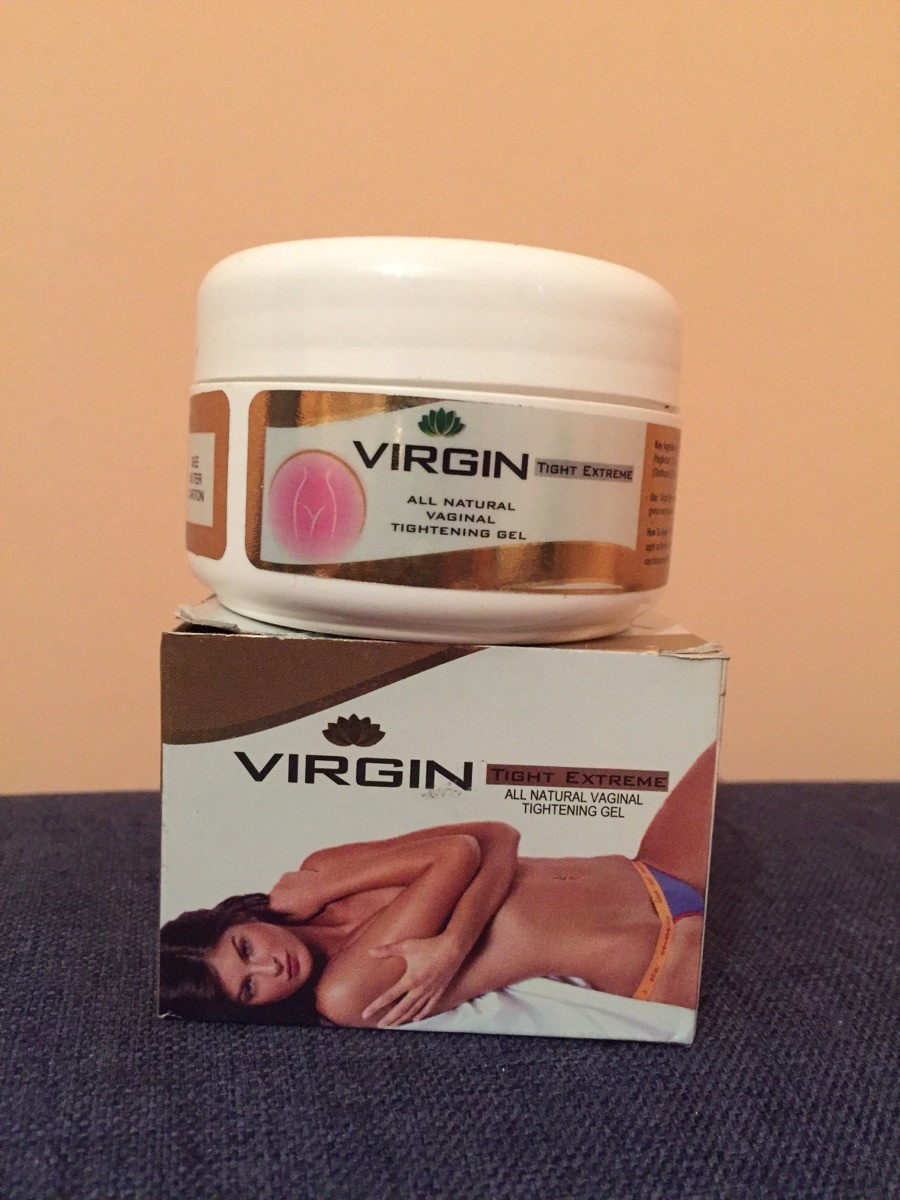 V-FIRM vaginal tightening cream
