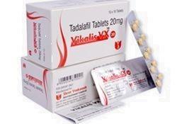 Cialis Genérico (Tadalafil Vikalis) 20 mg