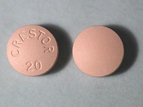 Generic Crestor 20 mg
